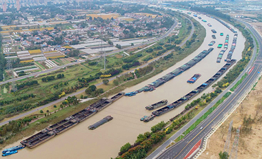 Great Canal plays crucial role in Ming-Qing era