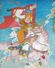 An introduction to The Epic of King Gesar