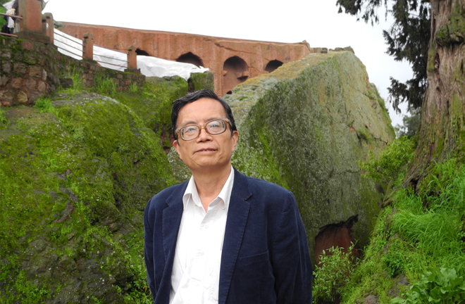 Chinese scholar devoted to studies on Africa for decades