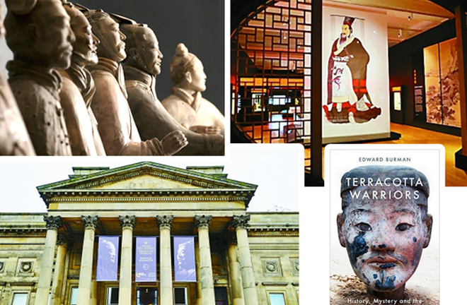 China's Terracotta Warriors displayed in Liverpool