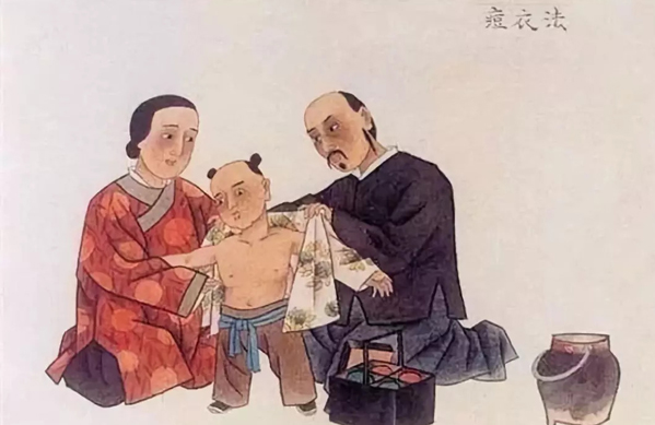 Anti-epidemic measures in ancient China