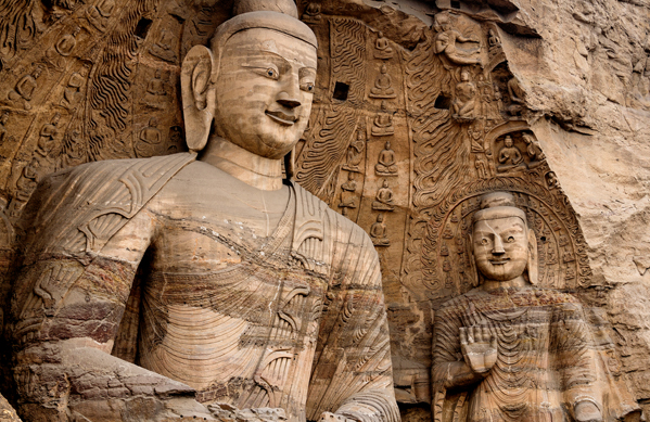 Yungang Grottoes: 1,560-year-old Buddhist art