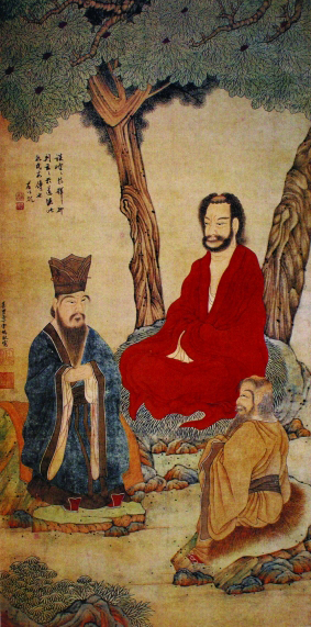 what is taoism and confucianism