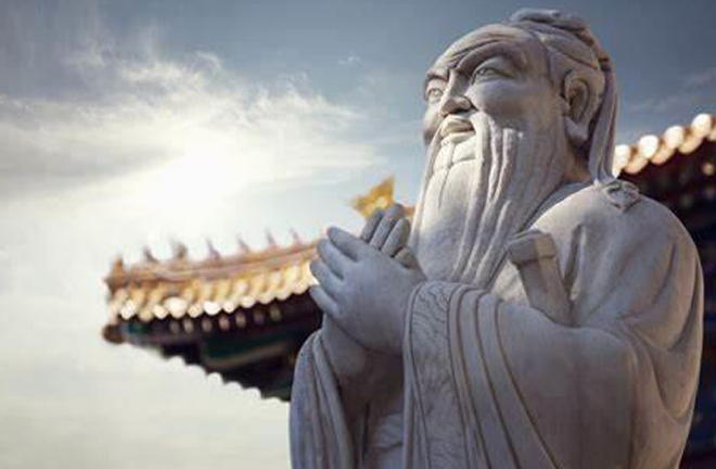 Confucius and Aristotle share common views on friendship
